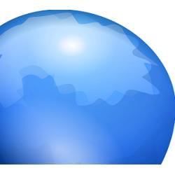 Mėlyna, 10ml