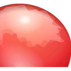 Raudona, 10ml