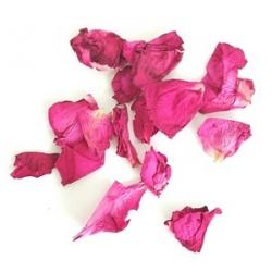 Džiovinti rožių žiedlapiai, 10g