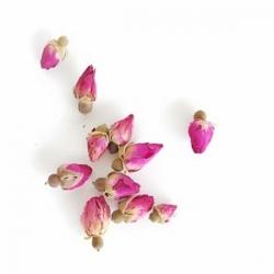 Rožinių rožių butonai, 10g