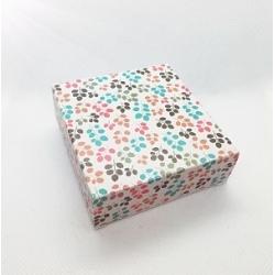 Dėžutė NATURE 8x8x3cm, 1vnt