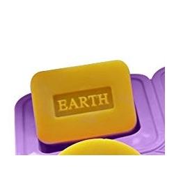 Silikoninė formelė EARTH, 1vnt